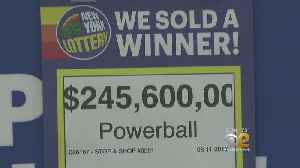 Powerball Jackpot Winner Remains Unknown On Staten Island [Video]