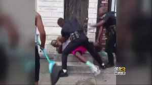 Attorney For Man Beaten By Baltimore Officer Says Cop Had A History Of 'Antagonizing' [Video]