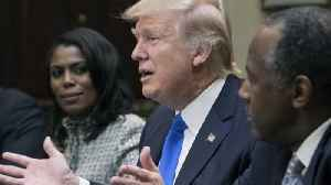 News video: Omarosa's feud with Trump heats up after she reveals taped conversations