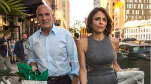 Bethenny Frankel Attends Boyfriend's Funeral [Video]