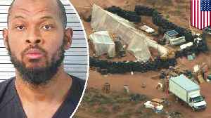 Man at New Mexico compound training kids to shoot up schools [Video]