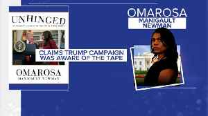 Omarosa: Tape has Trump campaign aides spinning use of N-word [Video]
