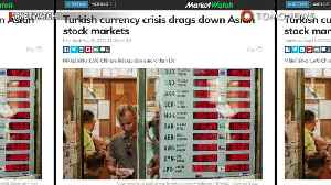 Turkey currency crisis sparks fears of global consequences [Video]
