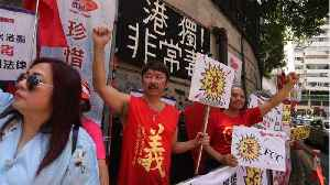 Press Group In Hong Kong Criticized By China [Video]