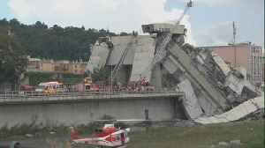 Italy bridge collapse leaves at least 22 dead [Video]