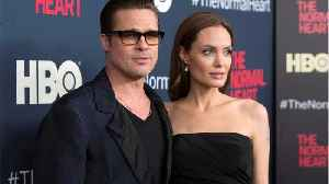 Brad Pitt Says Angelina Jolie Is 'Disgusting' For Starting Public Divorce Battle [Video]