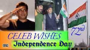 Salman to Dharmendra: Celebs WISHES on 72nd Independence Day [Video]
