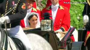 Meghan Markle Wrote About Wanting to be a Princess Back in the Day on Her Own Blog [Video]