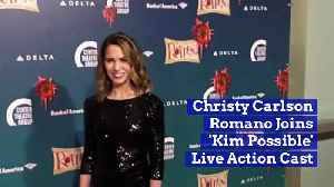 Christy Carlson Romano Joins 'Kim Possible' Live Action Cast [Video]