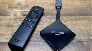 Amazon Updates Fire TV To Protect Against Malware [Video]