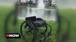 Wisconsin native claims Greyhound lost his wheelchair [Video]