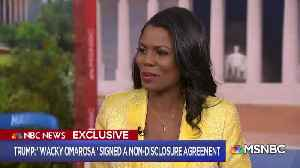 Omarosa —  I Will Share My Tapes With Mueller If He Calls Again [Video]