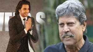 Kapil Dev will train Ranveer Singh for Biopic 83; Check Out | FilmiBeat [Video]