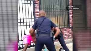 """Beating 'extremely disturbing"""": Baltimore top cop [Video]"""