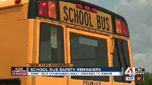 Bus companies say they have enough drivers to cover routes across KC this school year [Video]