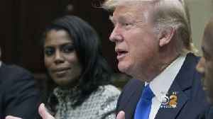 'Who's Running This Country?': Omarosa's Recording Shows Trump's Regret Over Her Firing, Claims To Have More Recordings [Video]