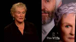 Glenn Close is now comfortable in her own skin [Video]