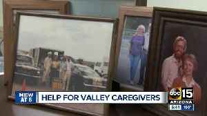 Webinar series aims to help those care for loved ones with memory loss [Video]