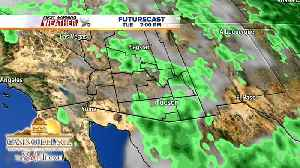FORECAST: Increasing moisture to bring storms [Video]