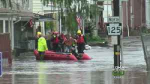 Extreme Flash Flooding Causing Problems In Eastern Pa. [Video]