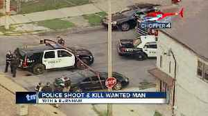 Milwaukee police officers shoot, kill suspect during traffic stop on city's south side [Video]