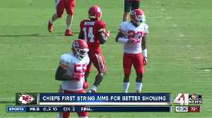 News video: Chiefs back at camp after preseason loss