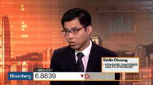 Yuan Going Through 'Orderly Depreciation,' StanChart's Cheung Says [Video]