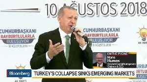 Turkey Has Been Mismanaging Economy for a While, Says Greylock's CEO [Video]