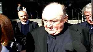 Australian archbishop avoids prison after concealing child abuse [Video]