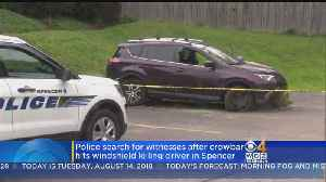 Defense Attorney Killed When Crowbar Struck His Vehicle In Spencer [Video]