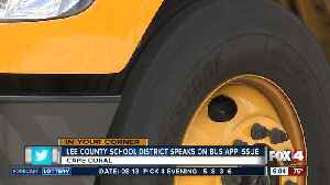 School bus app issues frustrating parents in Lee County [Video]