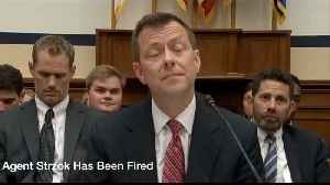 Agent Peter Strzok Faces Attacks And Is Fired [Video]