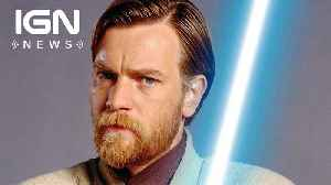 Ewan McGregor Says There Are 'No Plans' For an Obi-Wan Movie Starring Him - IGN News [Video]