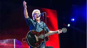 Roger Daltrey Is Unstoppable [Video]
