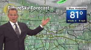 Tuesday Afternoon DFW Weather Update With Jeff Ray [Video]