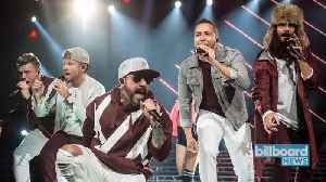 VMAs Red Carpet Pre-Show: Backstreet Boys, Bazzi and Bryce Vine to Perform Live | Billboard News [Video]