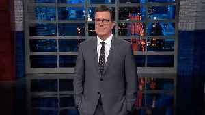 Trump's Feud With Omarosa: Late-Night Hosts Weigh In | THR News [Video]