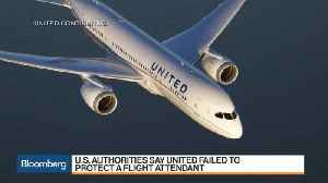 United Airlines Caught Up in Revenge-Porn Lawsuit [Video]