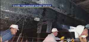 Hempstead Scrambles To Relocate Students After Elementary School Damaged [Video]