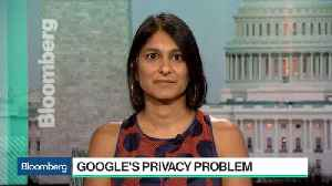 Tracking Allegations Against Google Are Disturbing, ACLU's Singh Guliani Says [Video]