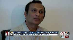Chemistry instructor who was almost deported now able to present case to immigration judge [Video]