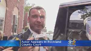 Actor Liev Schreiber Appears In Rockland County Court [Video]