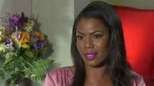 Ex-White House Aide Omarosa Manigault Newman Says President Trump Will Not Silence Her [Video]