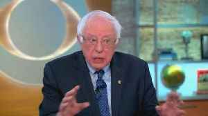 """Dems have a """"whole lot of energy"""": Sen. Sanders [Video]"""