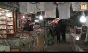 Pakistan instability hits business [Video]