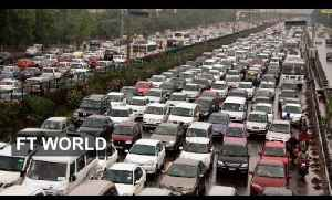 New Delhi on brink of Pollution Crisis   FT World [Video]