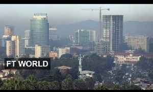 Ethiopia Entices Foreign Investors | FT World [Video]