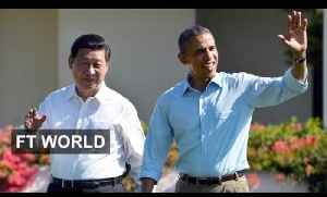 Cyber security dominates Obama and Xi talks [Video]