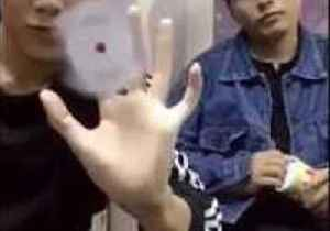 Funny Trickster Reveals the Illusion Behind Pal's Spinning Card Trick [Video]