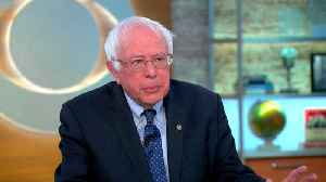Sen. Bernie Sanders says GOP is